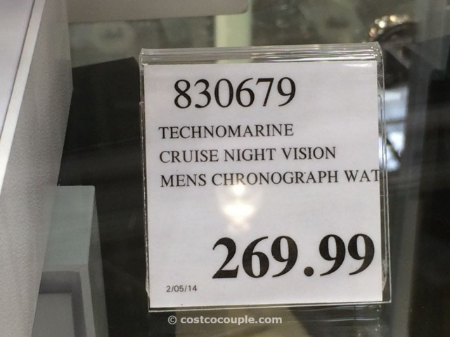 TechnoMarine Cruise Night Vision Costco 3