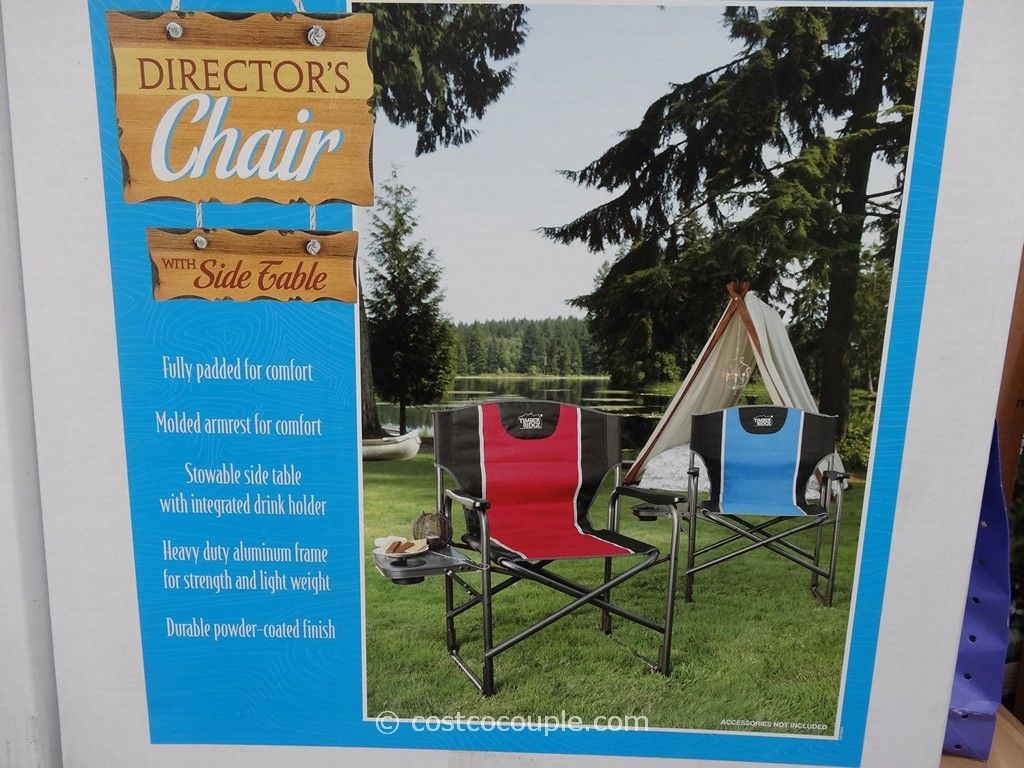 Timber Ridge Directors Chair Costco 2