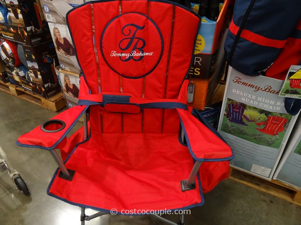 Tommy Bahama High Back Quad Chair Costco 2