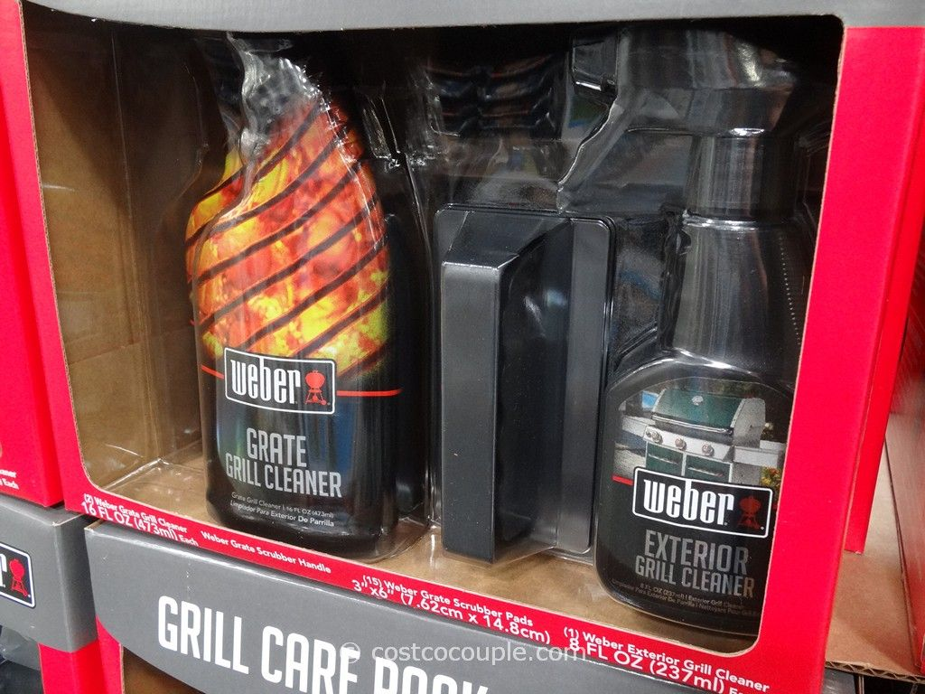 Weber Grill Care Pack Costco 1