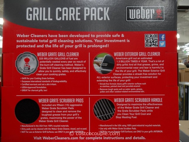 Weber Grill Care Pack Costco 2