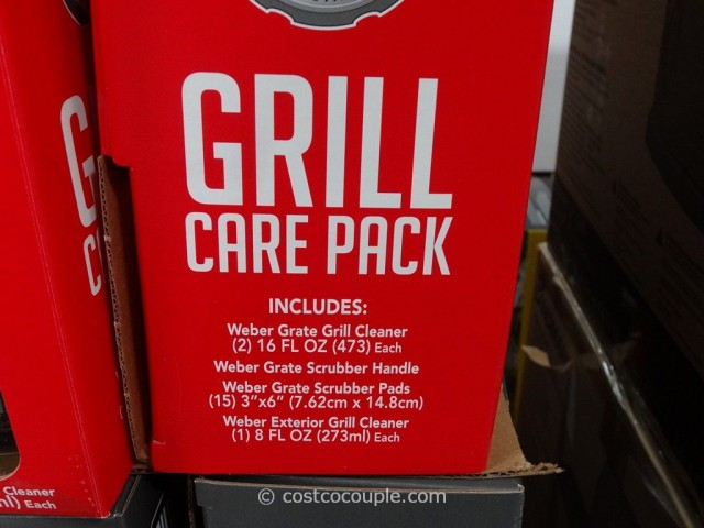 Weber Grill Care Pack Costco 5