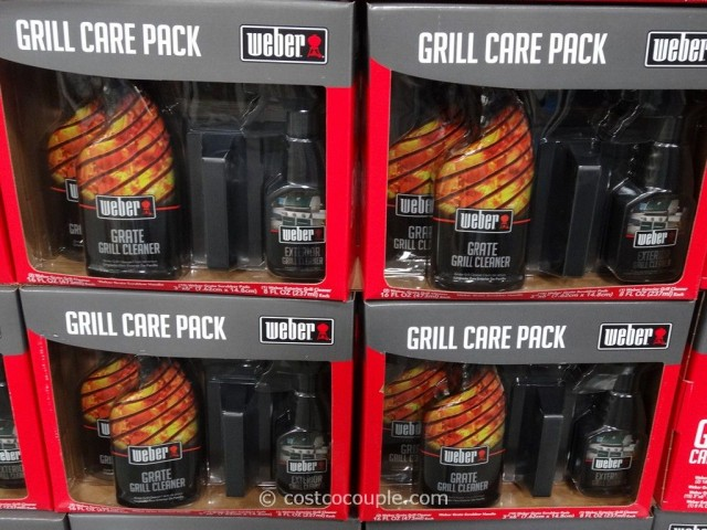 Weber Grill Care Pack Costco 6