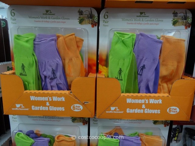 Wells Lamont Womens Nitrile Work Gloves Costco 1