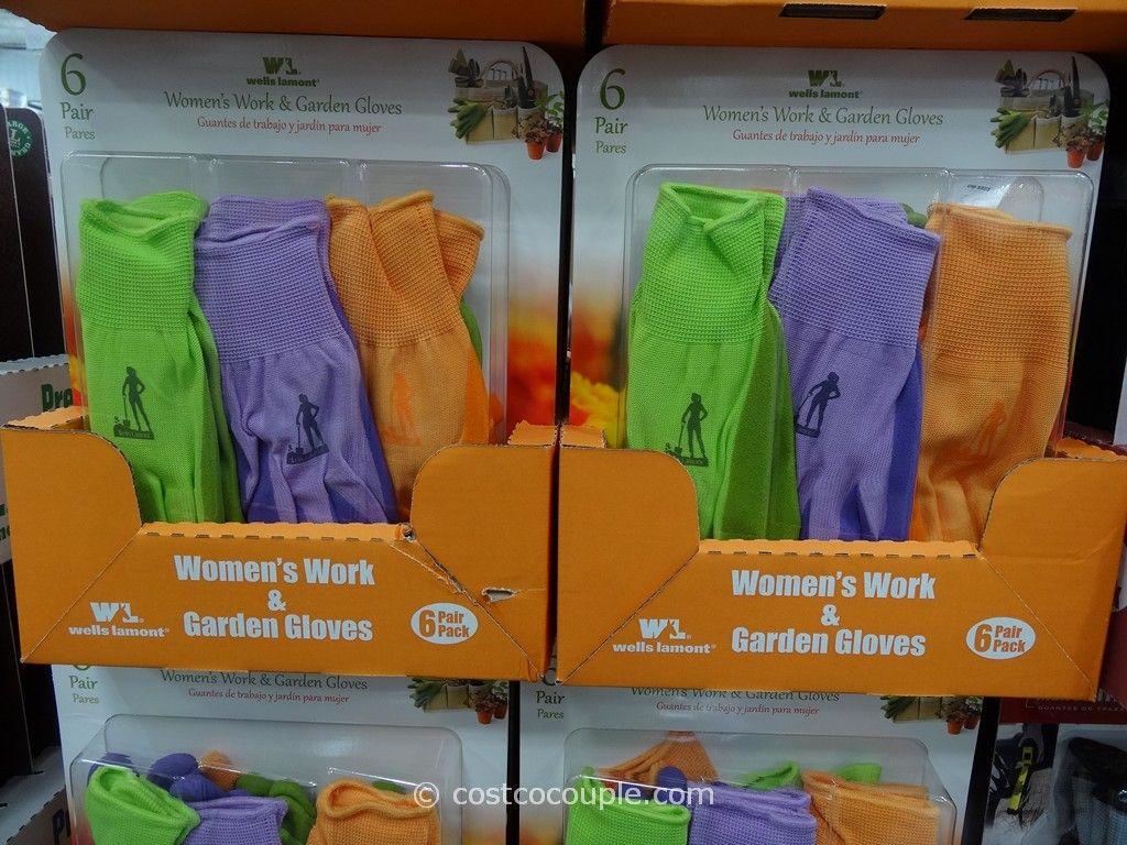 Wells Lamont Women\'s Nitrile Work Gloves