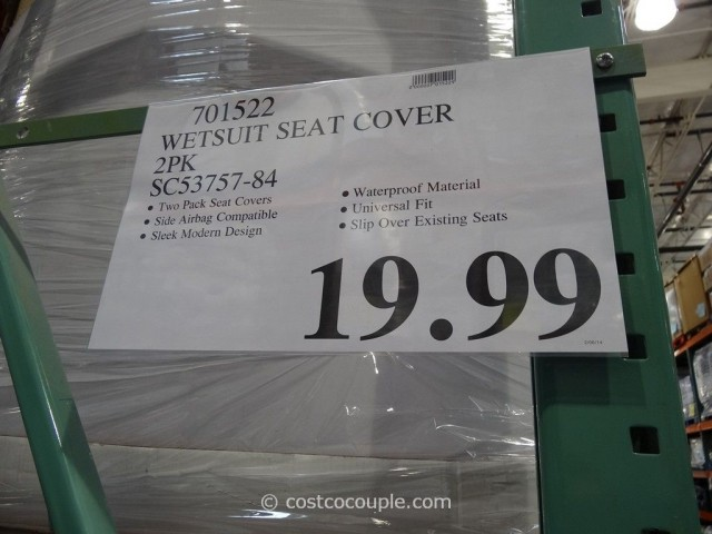 WetSuit Seat Covers Costco 1