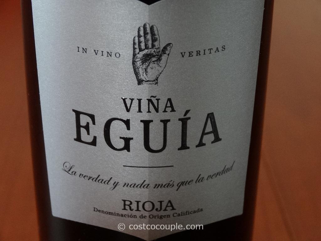 2009 Vina Eguia Rioja Reserva Costco 4