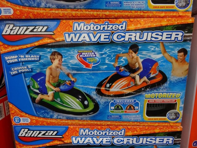 Banzai Motorized Wave Cruiser Costco 1