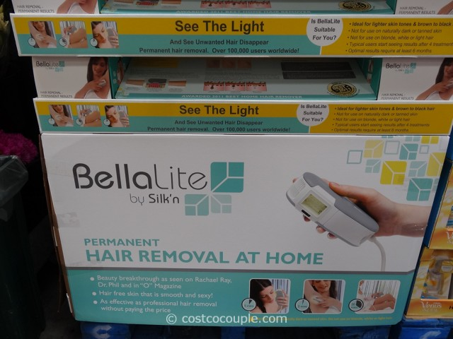 Bellalite by SilkN Hair Removal System Costco 2