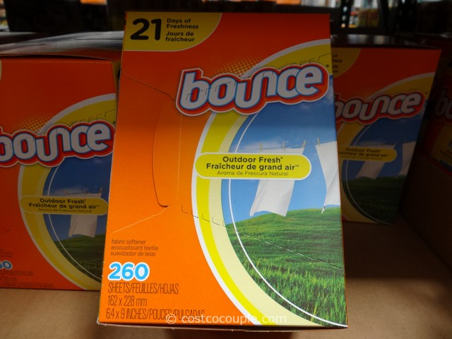 Bounce Dryer Sheets Costco 5