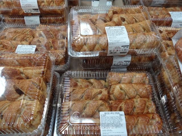 Braided Apple Strudel Costco 1