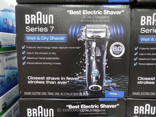Braun Series 7 Electric Shaver Costco 3