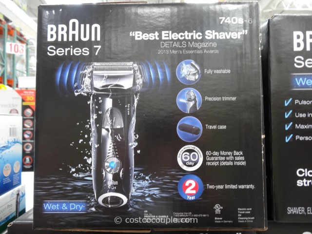 Braun Series 7 Electric Shaver Costco 6