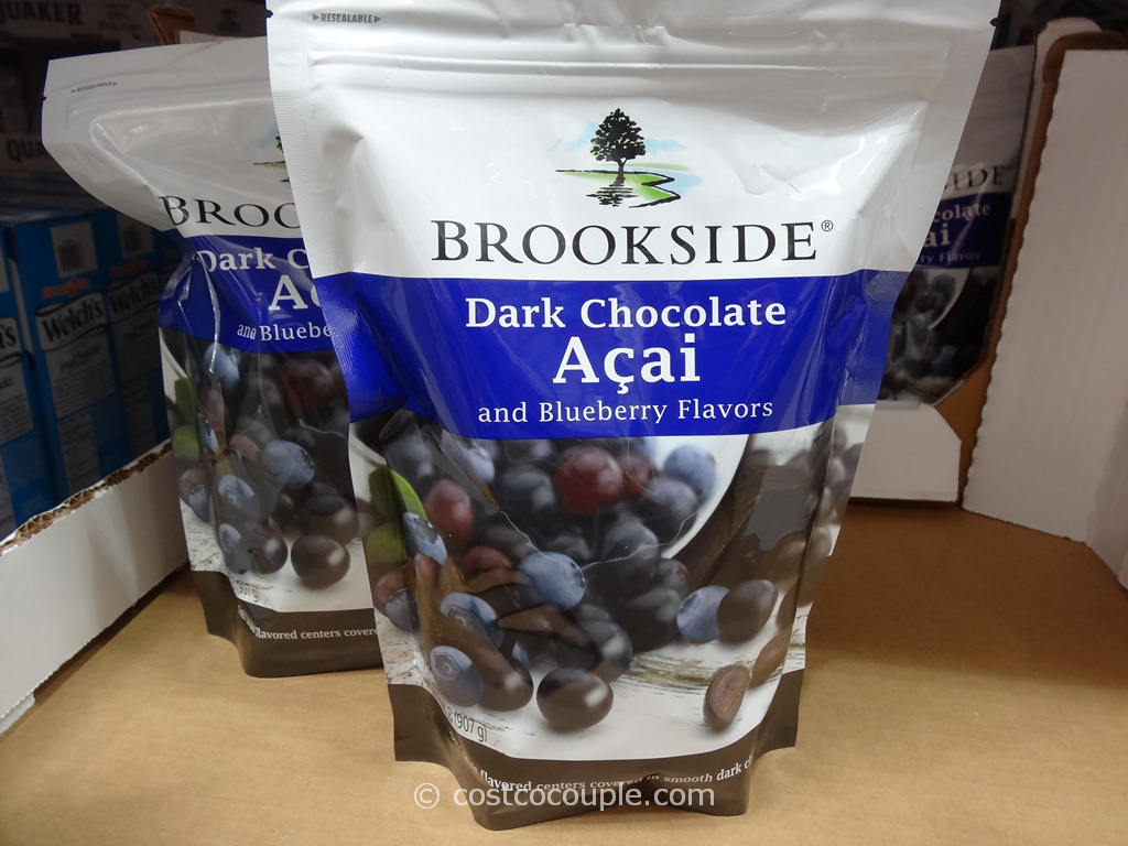 Brookside Acai Berry Dark Chocolate Gluten Free