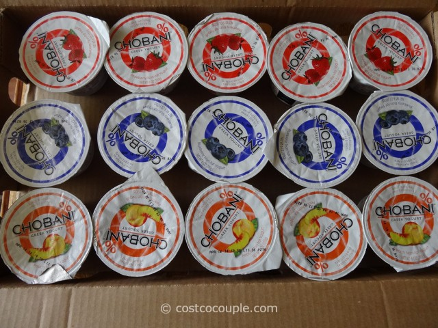 Chobani Greek Yogurt Costco 4