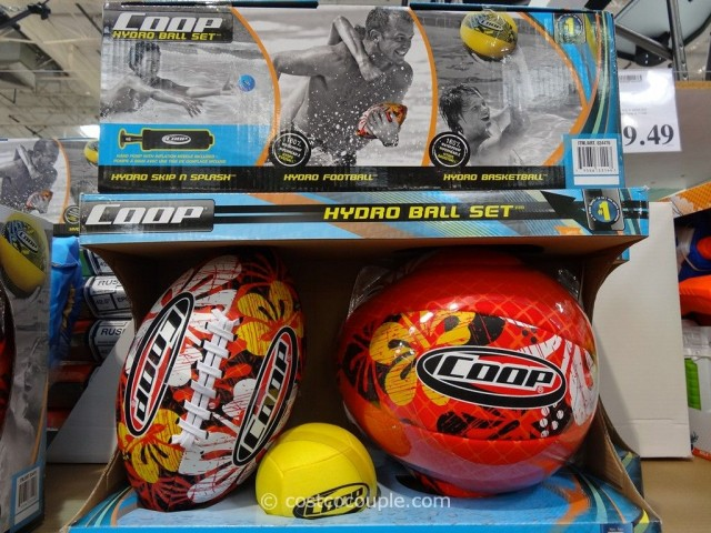 Coop Hydro Ball Set Costco 1