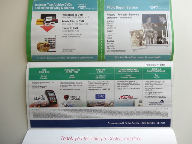 Costco March 2014 Coupon Book 12
