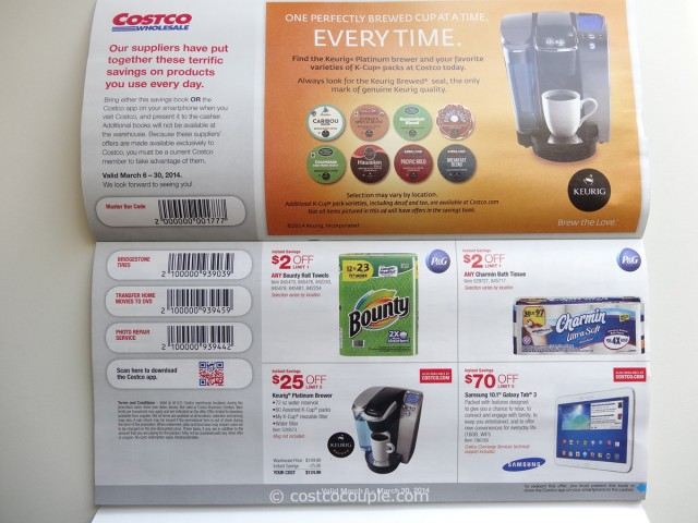 Costco March 2014 Coupon Book 222