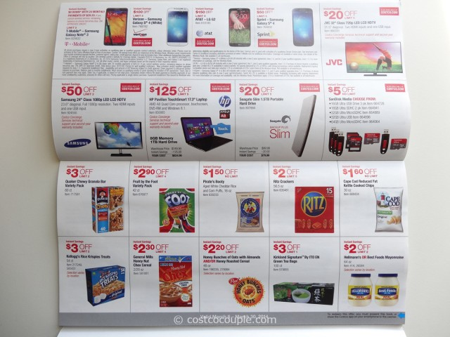 Costco March 2014 Coupon Book 3