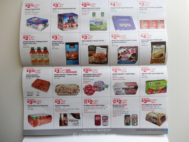 Costco March 2014 Coupon Book 4