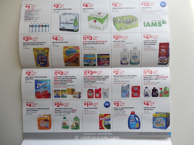 Costco March 2014 Coupon Book 5