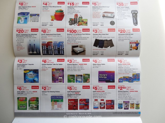 Costco March 2014 Coupon Book 7