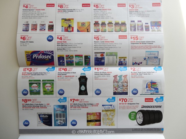 Costco March 2014 Coupon Book 8