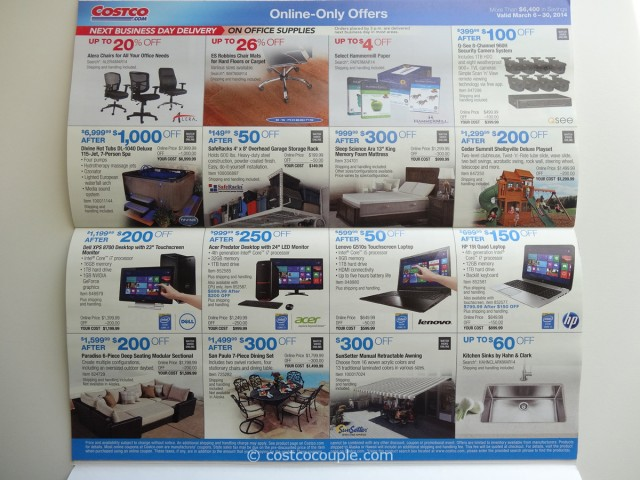 Costco March 2014 Coupon Book 9