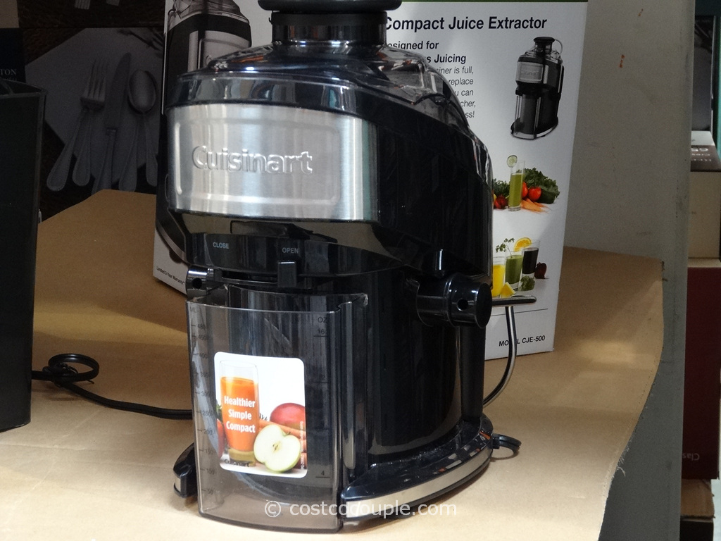 Cuisinart Compact Juice Extractor Costco 2
