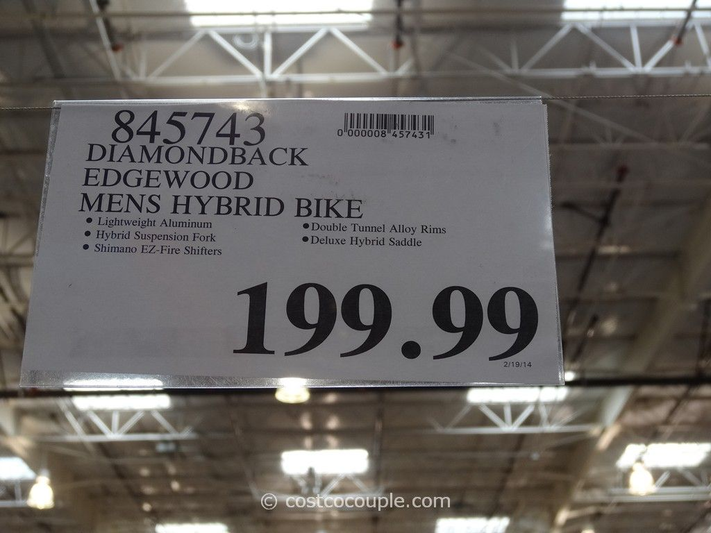 Diamondback Vital2 Womens Hybrid Bike