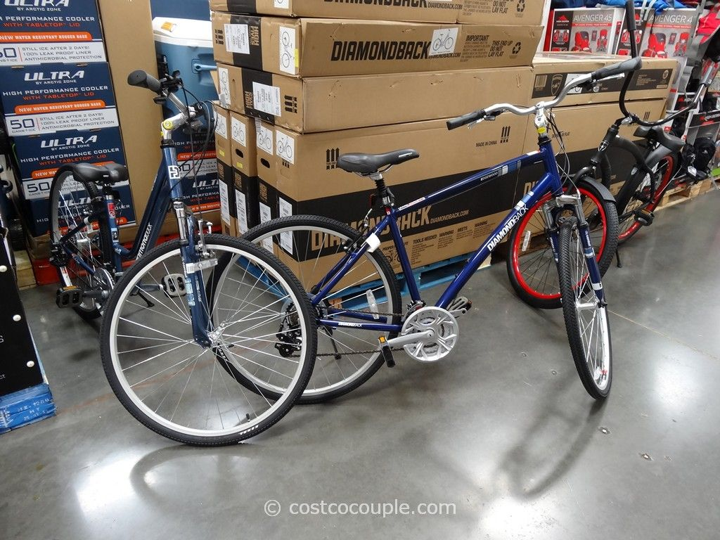 Diamondback Vital2 Womens Hybrid Bike Costco 4