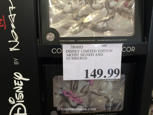 Disney Limited Edition Prints Costco 2