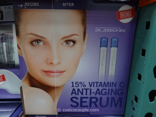 Dr Jessica Wu Vivid Intense Vitamin C Serum Costco 1