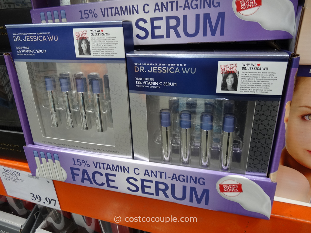 Dr Jessica Wu Vivid Intense Vitamin C Serum Costco 3