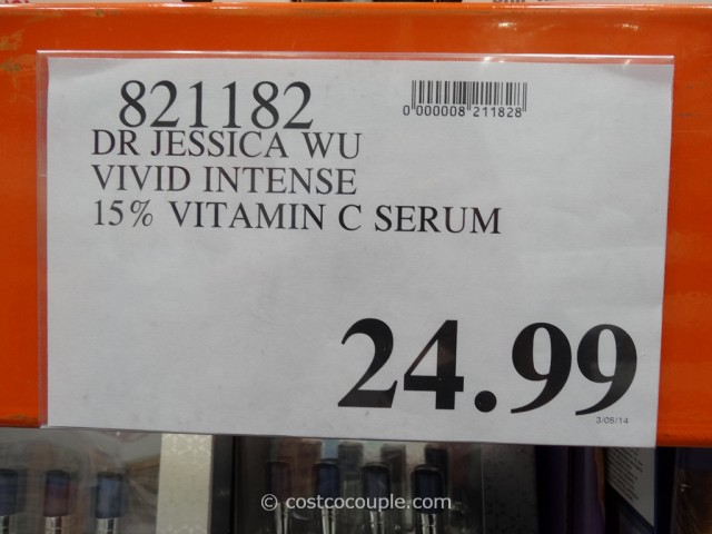 Dr Jessica Wu Vivid Intense Vitamin C Serum Costco 4