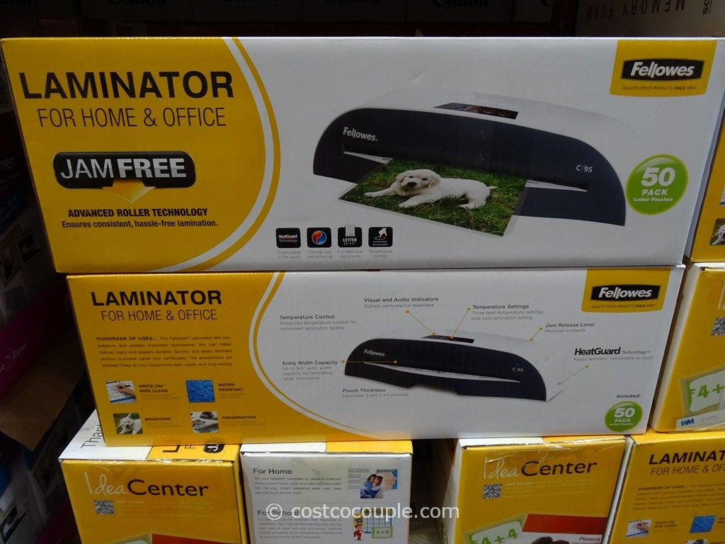 Fellowes Laminator Costco 2