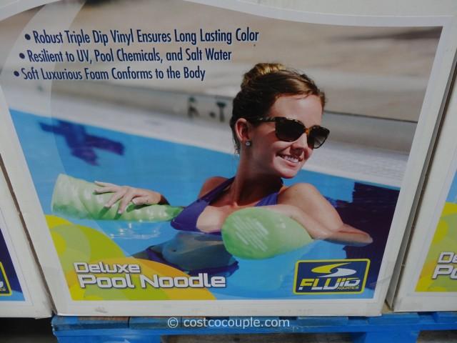 Fluid Aquatics Deluxe Pool Noodle Costco 2