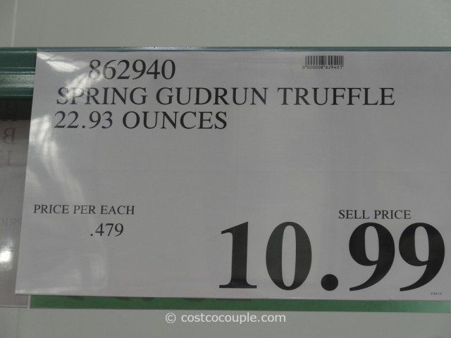 Gudrun Spring Truffles Costco 3