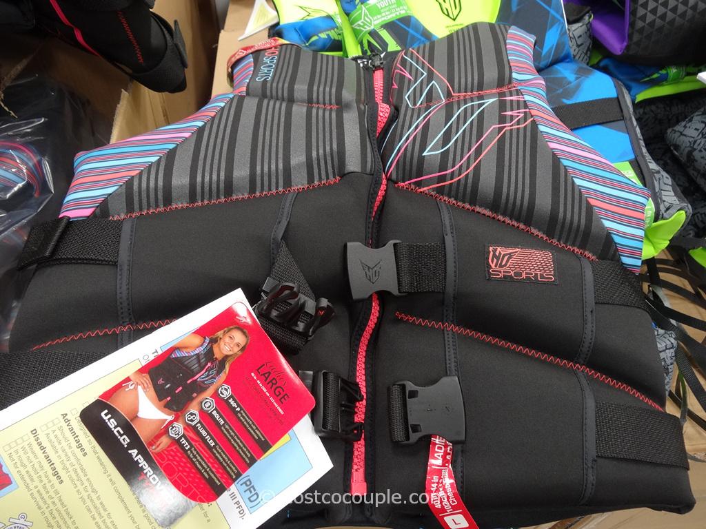 H.O.Sports Ladies Life Vest Costco 2