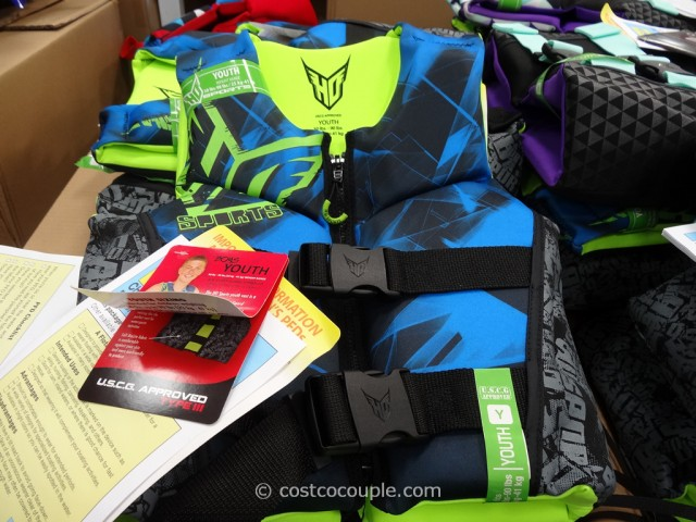 H.O.Sports Youth Life Vest Costco 2