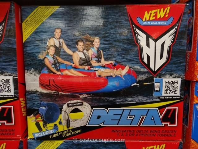 HO Sports Delta 4 Towable Costco 1