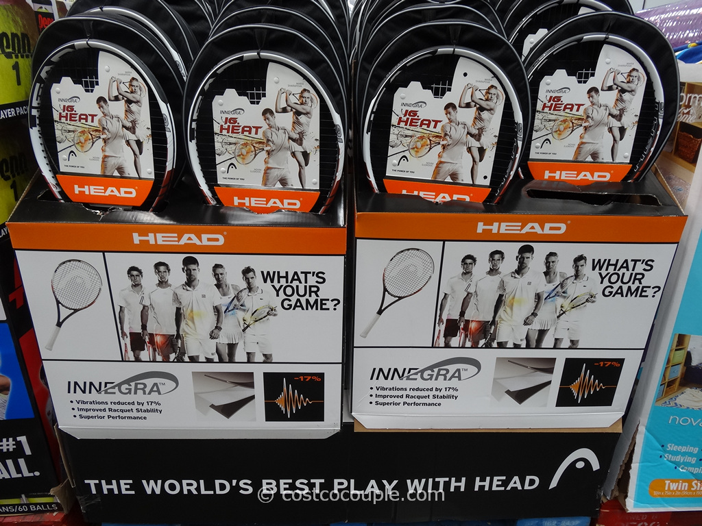 Head IG Heat Tennis Racquet Costco 3