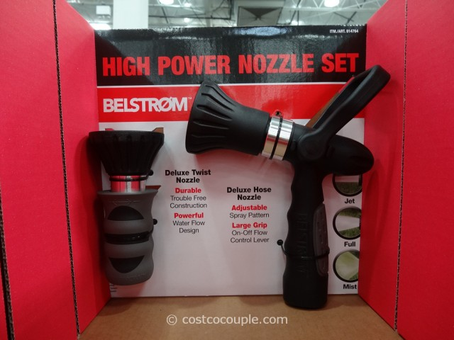 Belstrom High Power Nozzle Set Costco  3