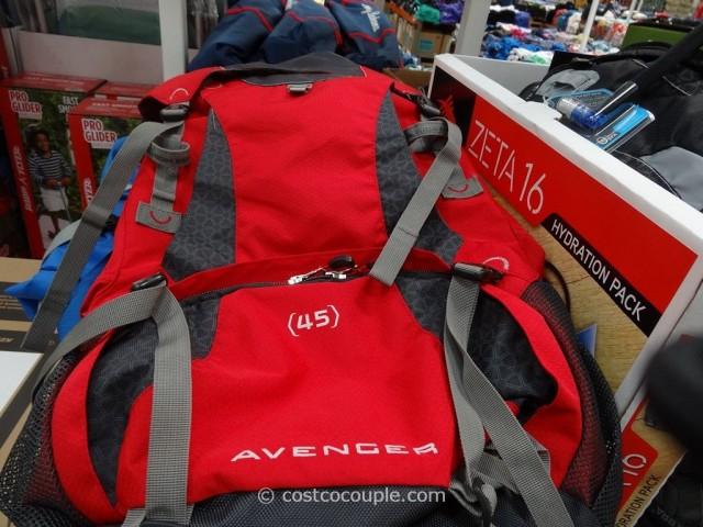 High Sierra Avenger 45L Backpack Costco 2