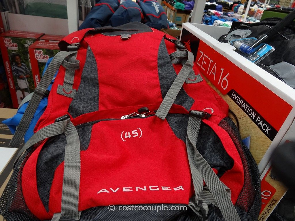 High Sierra Avenger 45L Backpack Costco 2