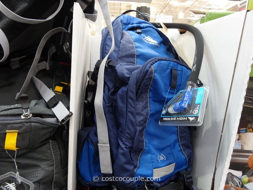 High Sierra Zeta 16L Hydration Pack Costco 2