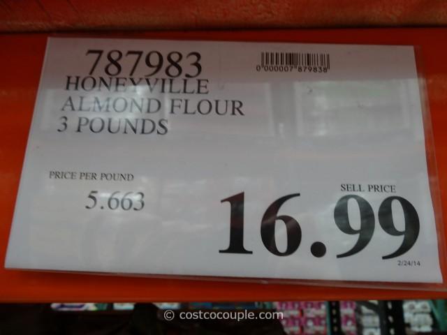 Honeyville Almond Flour Costco 1