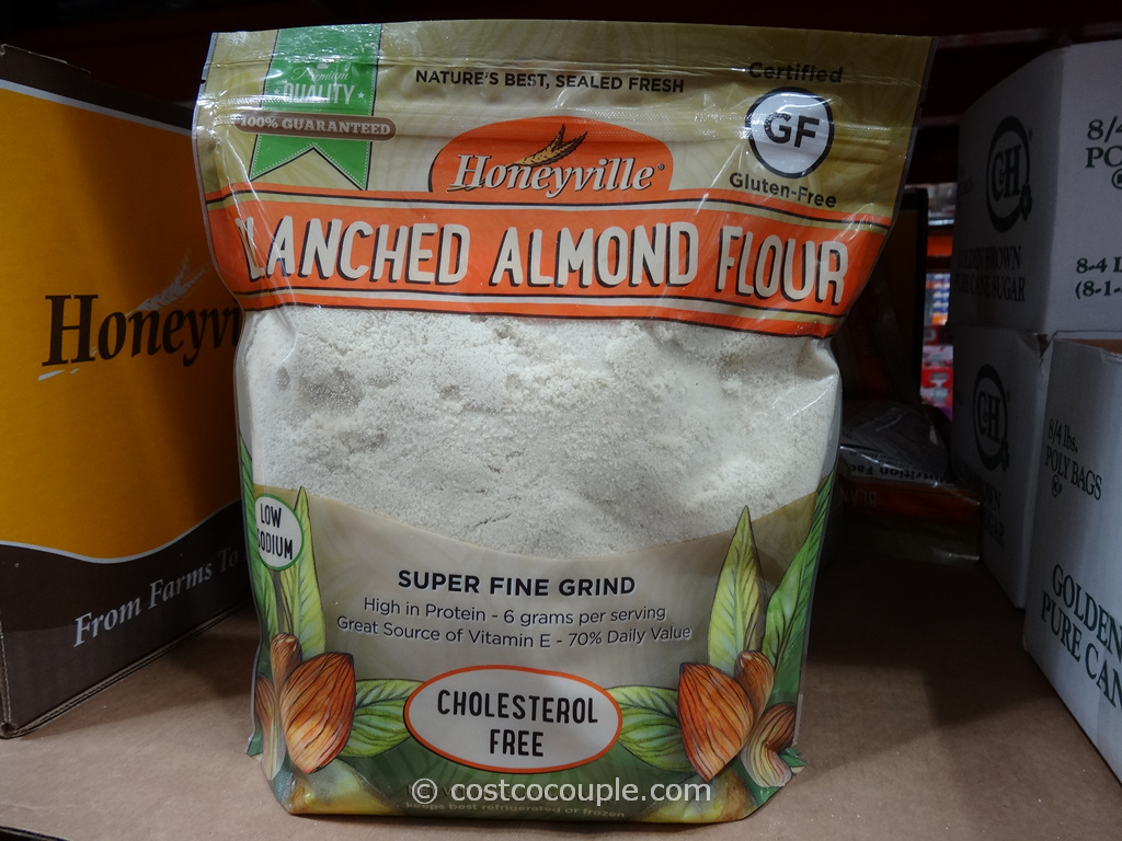 Honeyville Almond Flour Costco 2