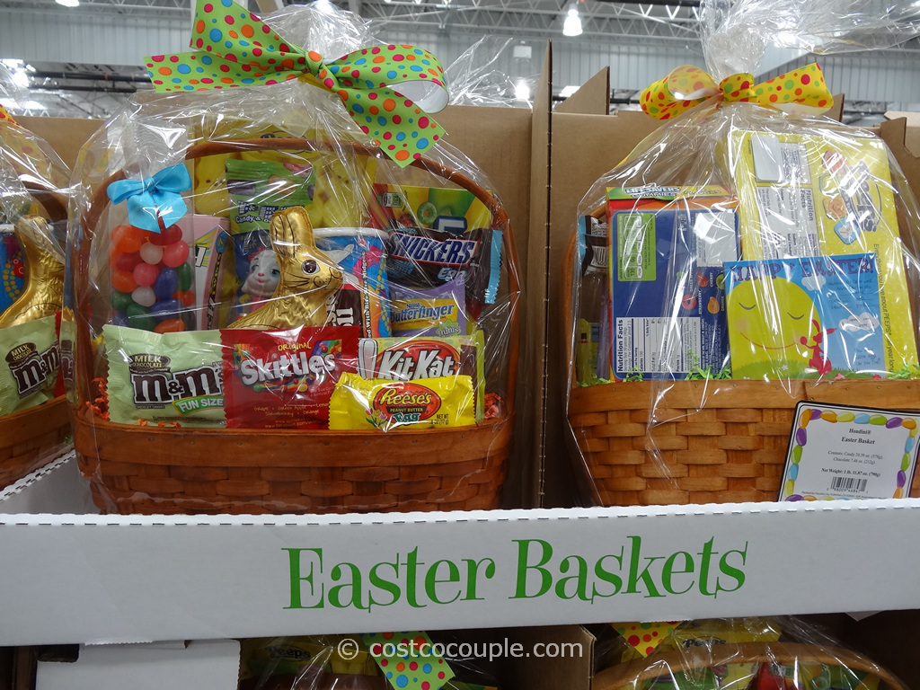 Houdini Easter Basket Costco 3