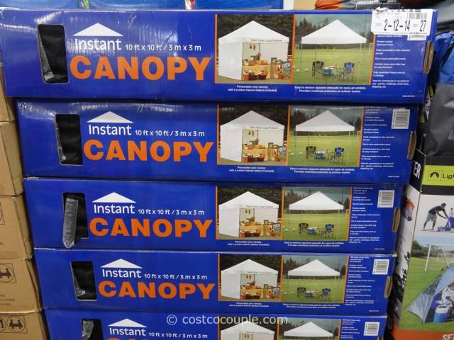 Instant Canopy 10 x 10 Costco 3